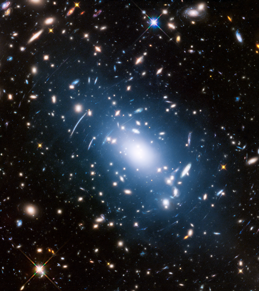 New Method For Tracing Dark Matter Reveals Its Location, Abundance As Never Before
