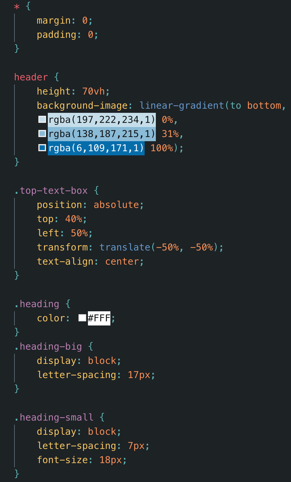 CSS Animations — Keyframes & the After Pseudo Element With
