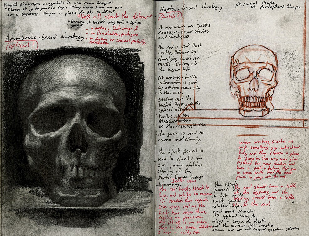 Artists Sketchbooks That Will Change Your Life The Blue