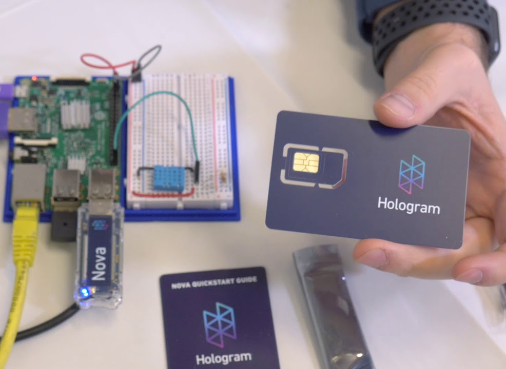 Announcing the Winners of the Hologram and Raspberry Pi