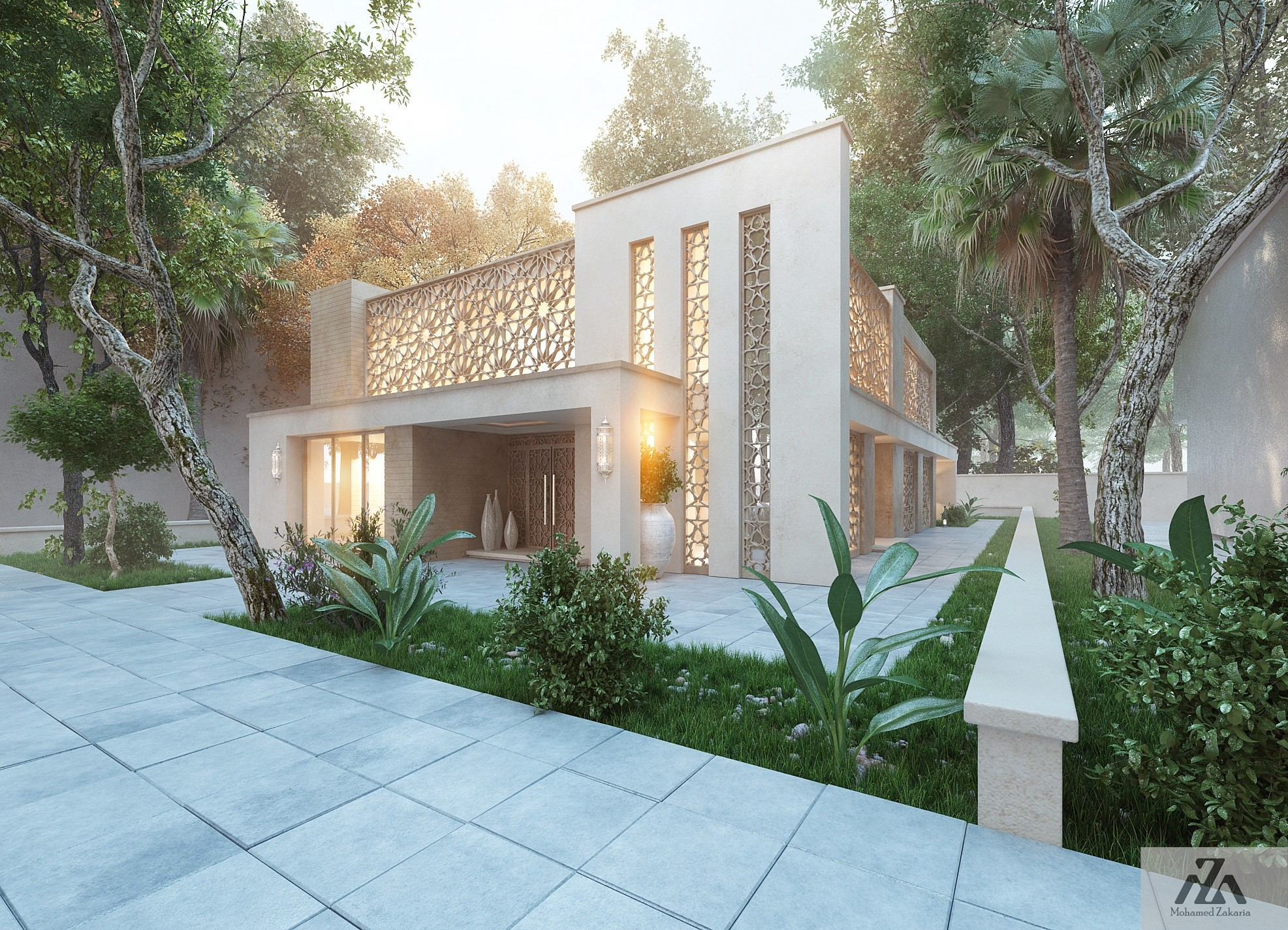 Designing An Islamic Home This Article Is Seen At By Seembu Medium