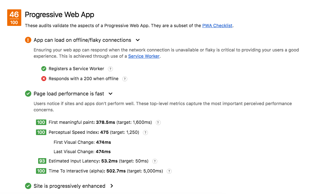 Build your first progressive web app with React - Code == Life