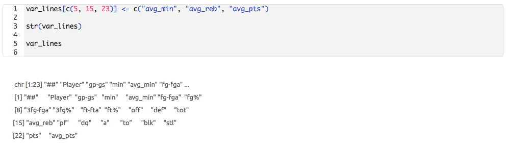 Extracting PDF Text with R and Creating Tidy Data - Datazar Blog