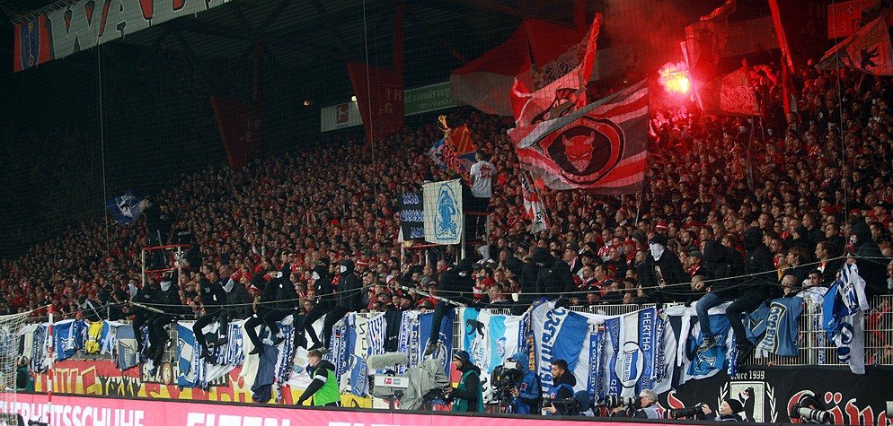 hertha union berlin