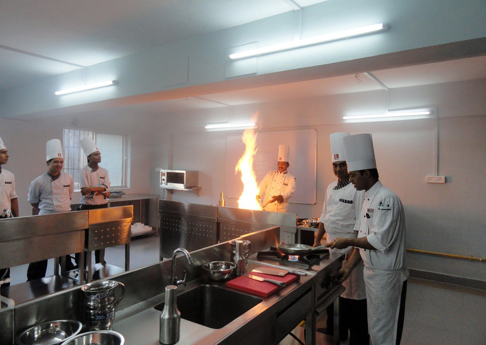 Food Production — Hotel and Hospitality Management - Lords