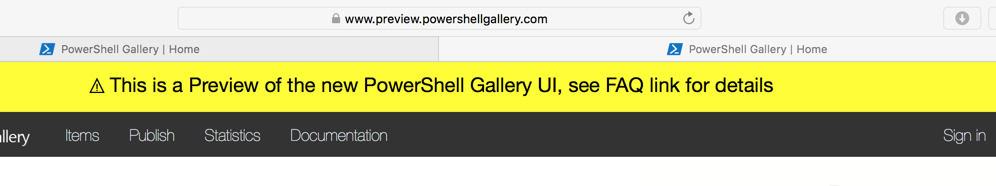 Everything Good And Horrible About PowerShell Gallery