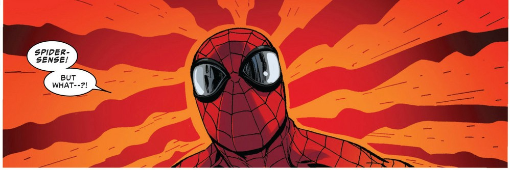 A Portrait of the Artist as a Young Spider-Man - Panio