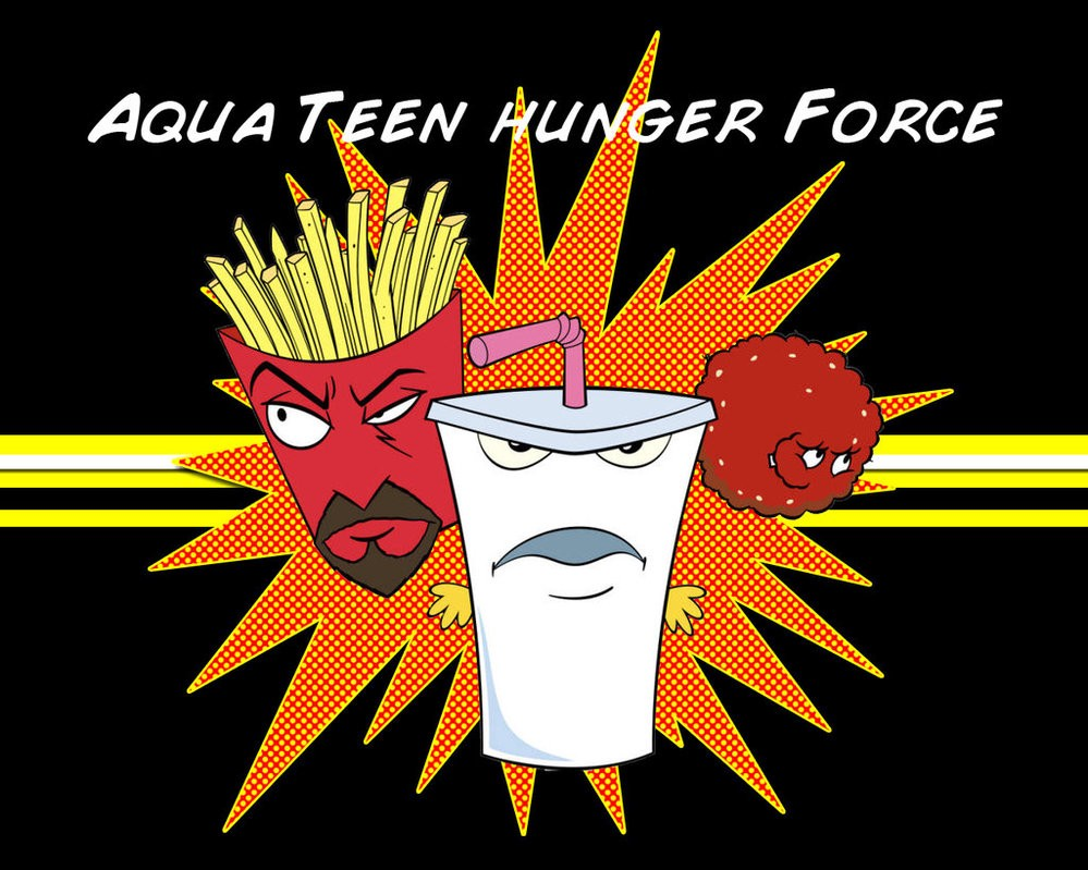 Aqua bomb force hunger scare teen