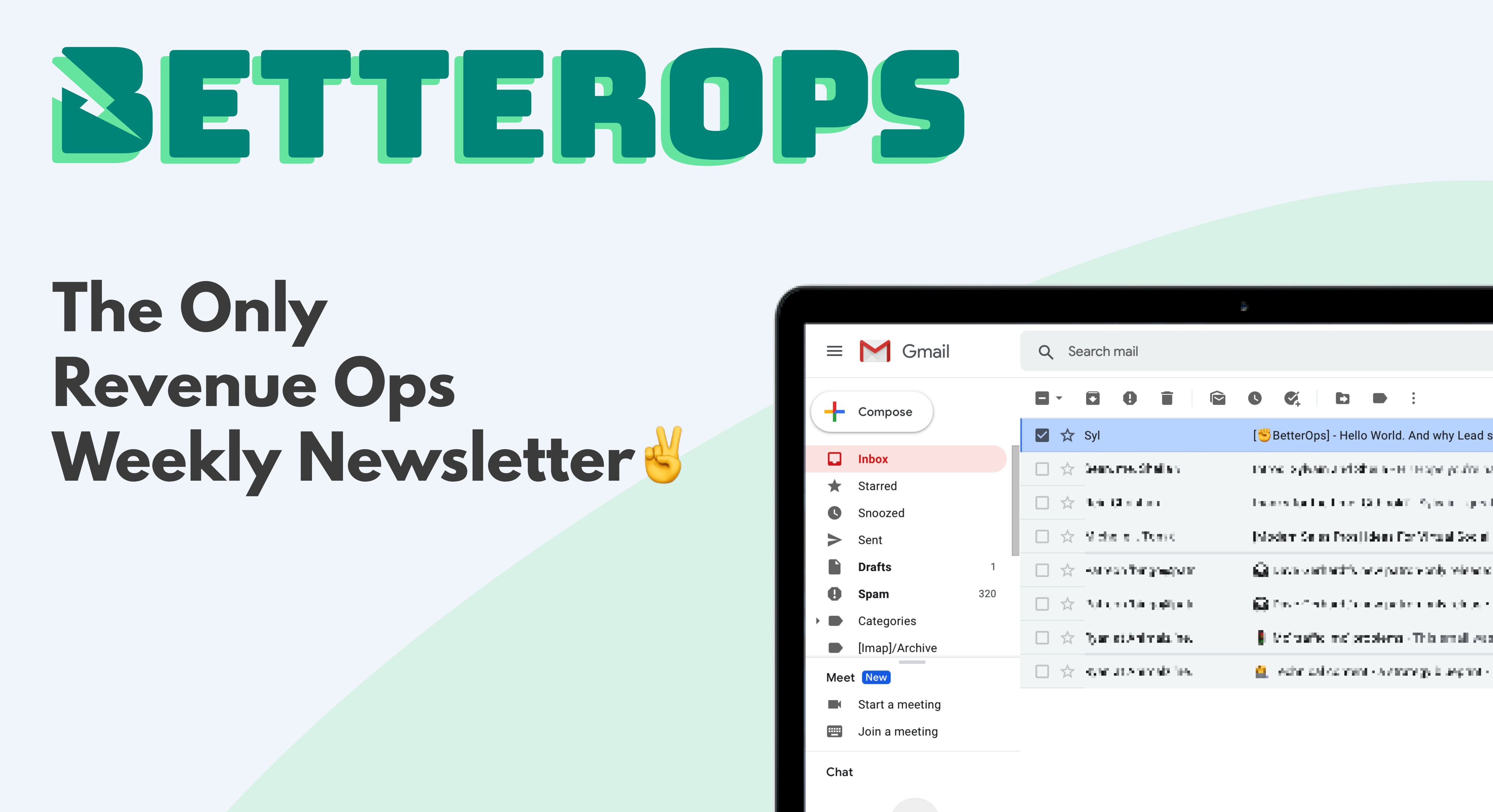 The Only Revenue Ops Weekly Newsletter