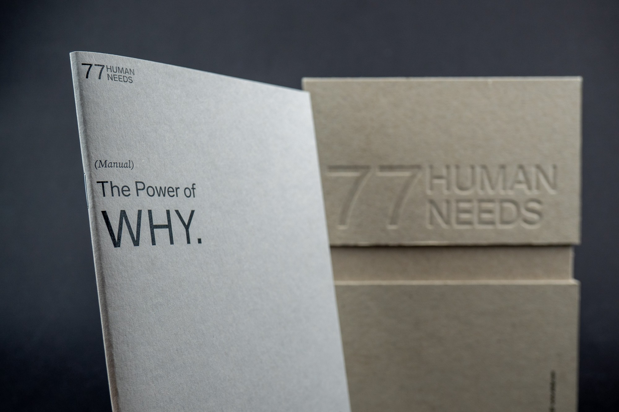 A book about the power of why