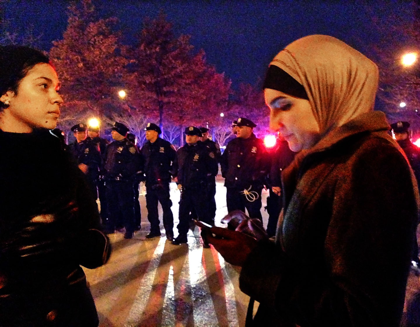 #EricGarner's Army of Prayer Warriors and Freedom Fighters #NYC