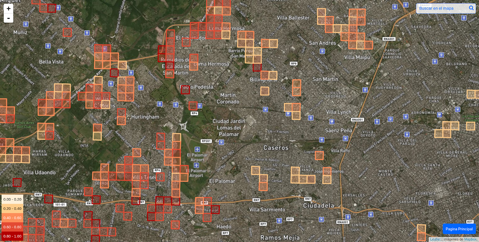 Detecting informal settlements in South America: How I built it