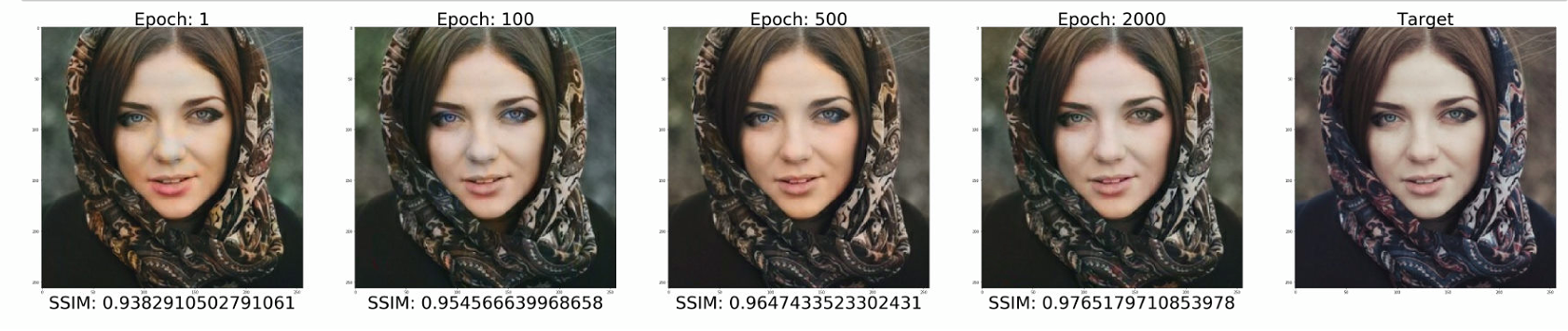 Coloring Grayscale Images Using Conditional Deep Convolutional GANs