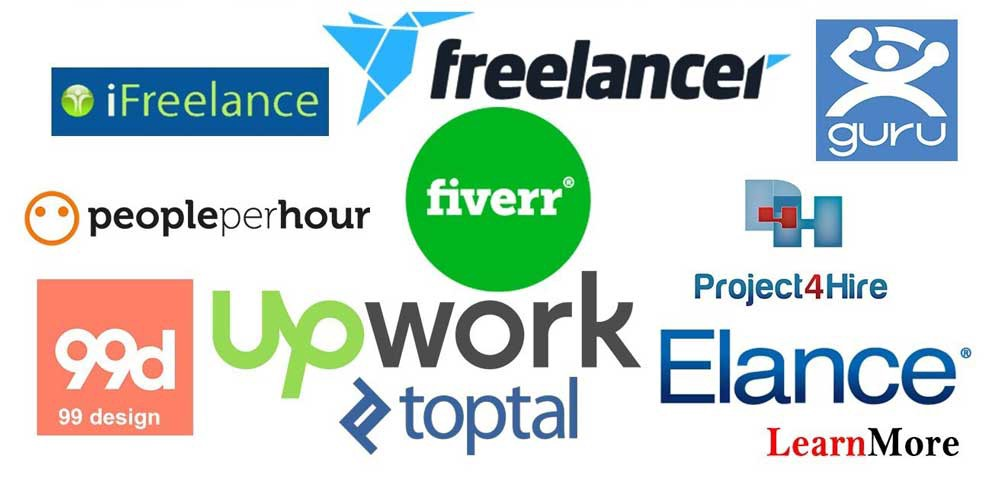 top 10 freelance sites