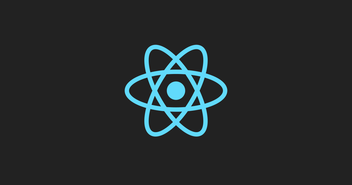 React is ❤️ but not enough