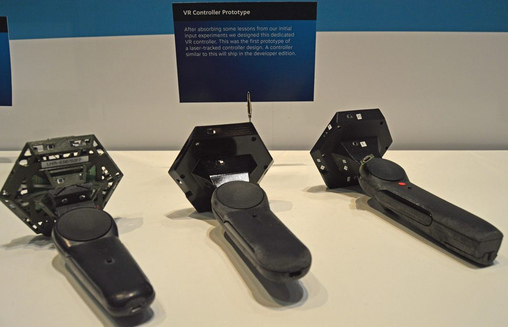 Inside of a Vive Controller - NotionTheory - Medium