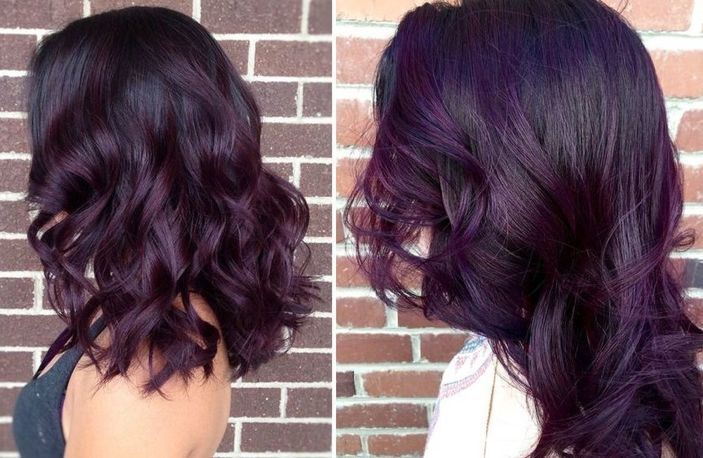What Happens If You Put Brown Dye On Purple Hair By Beequeen Hair Medium