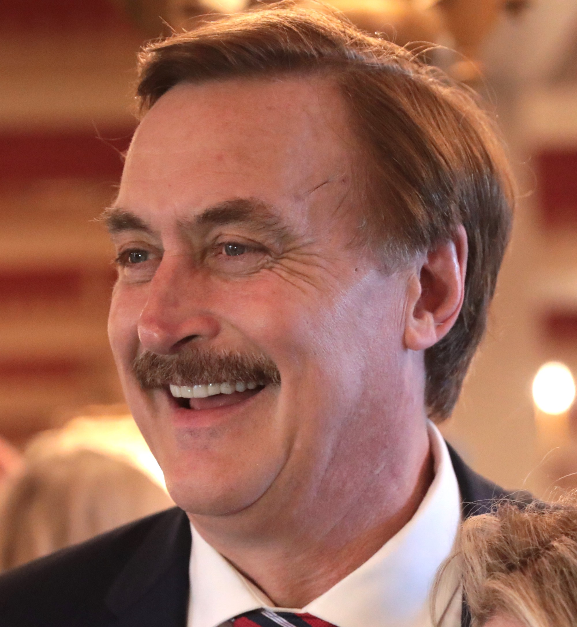 Mike Lindell the MyPillow Guy