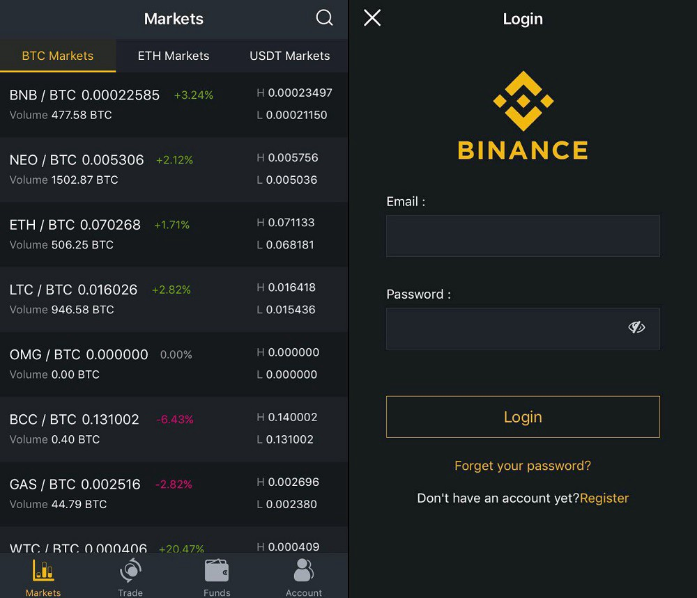 How to Install Binance on iPhones and iPads - Bitcoin Super