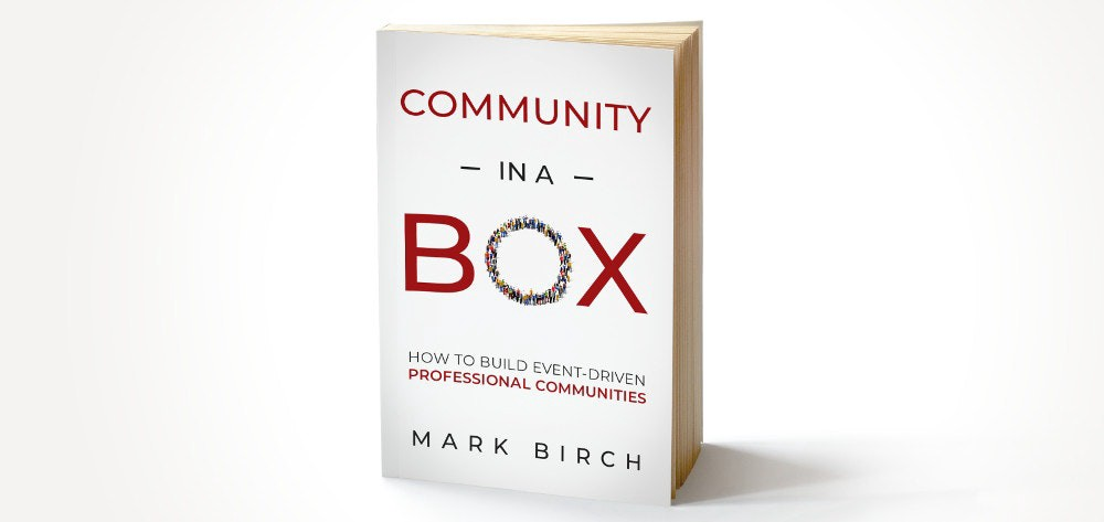 Community-in-a-Box, a book about building & managing communities