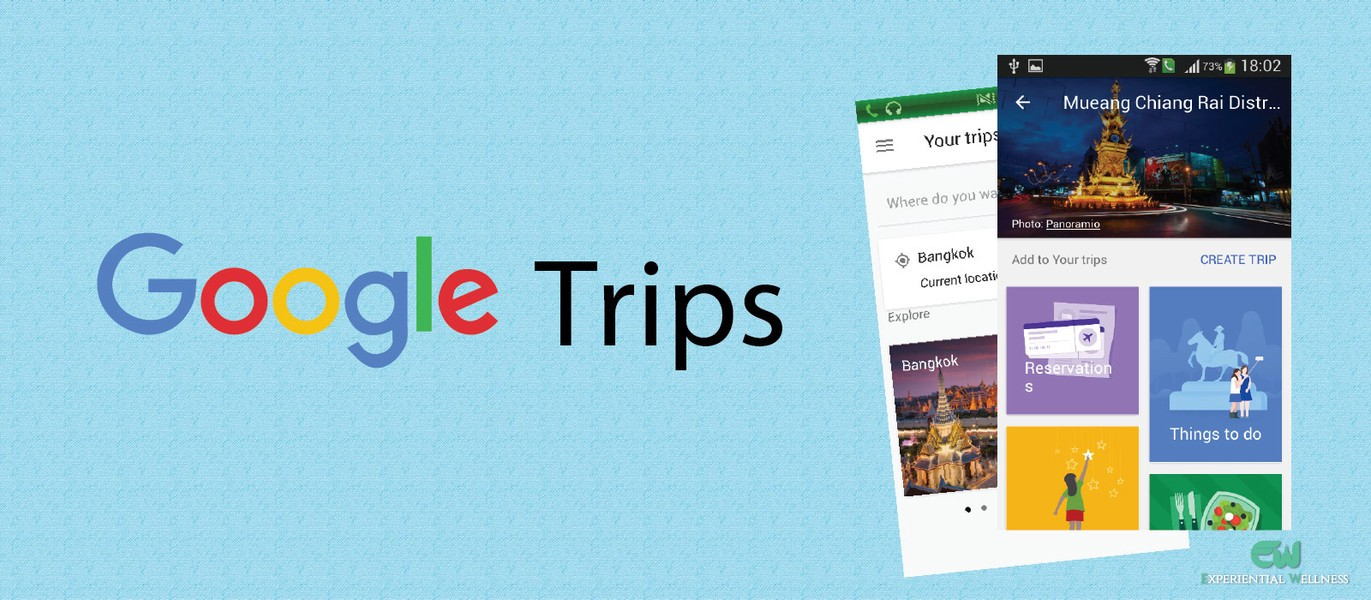 Google Trips: A Product Review - UX Planet