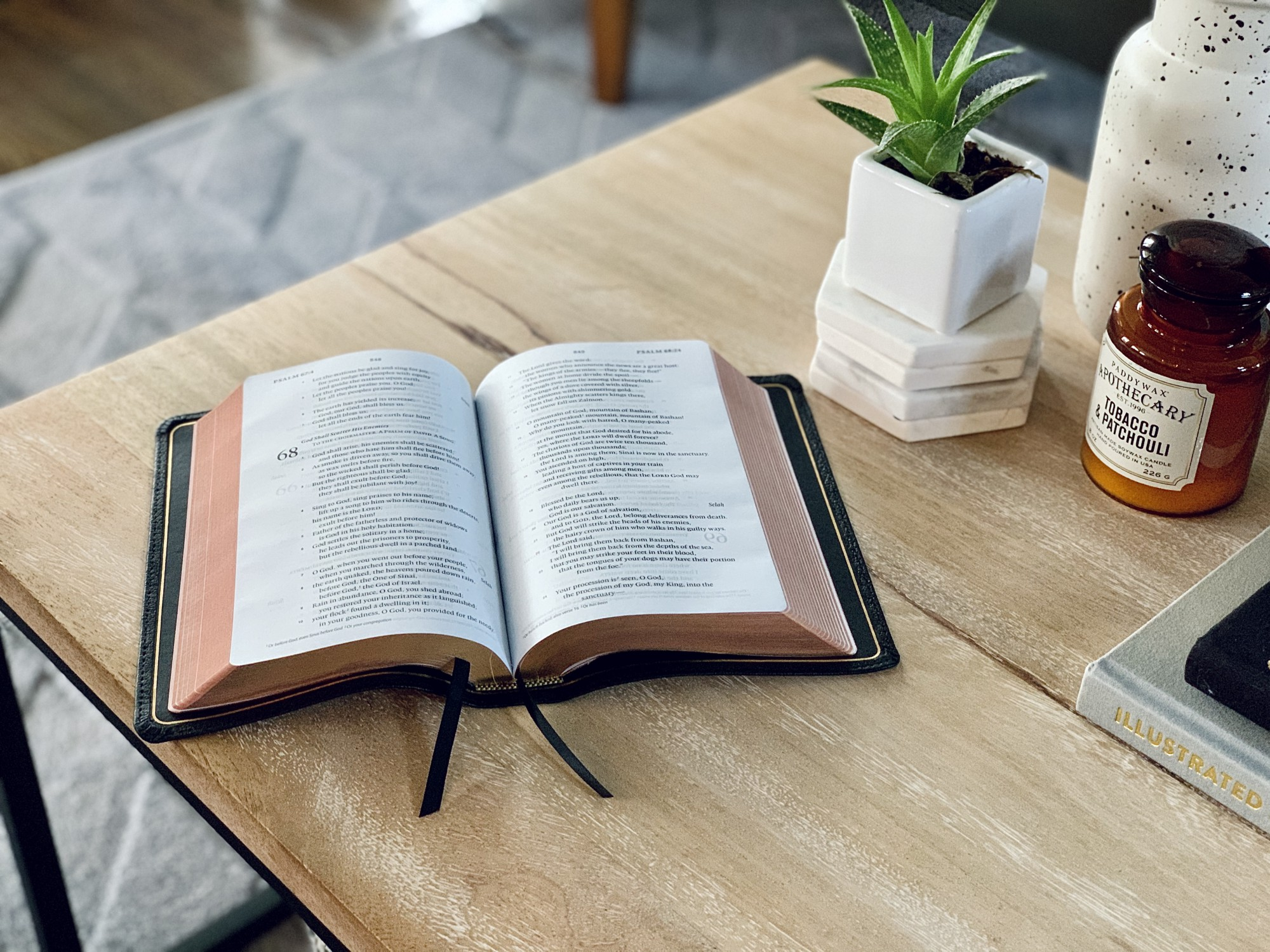 Spiritual practices can help us grow in our faith and grow closer to God