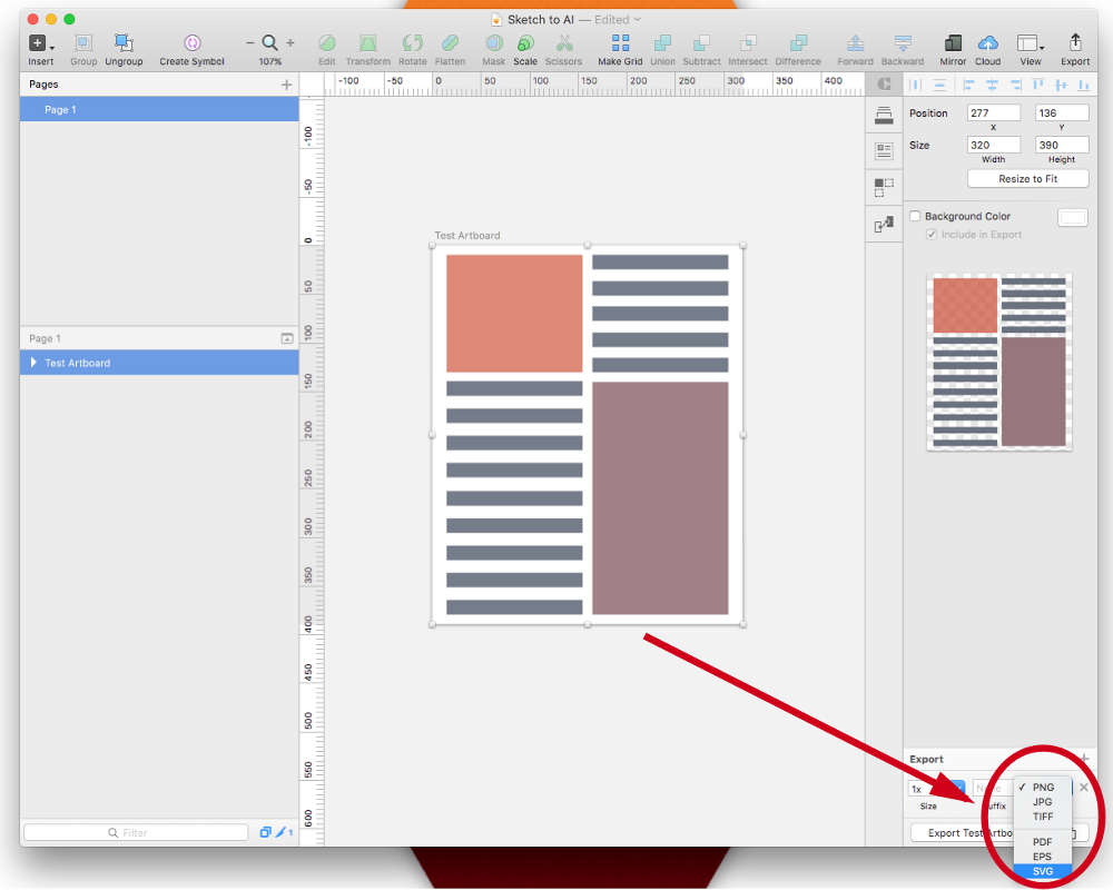 How can you turn Sketch to Adobe Illustrator? - Avocode