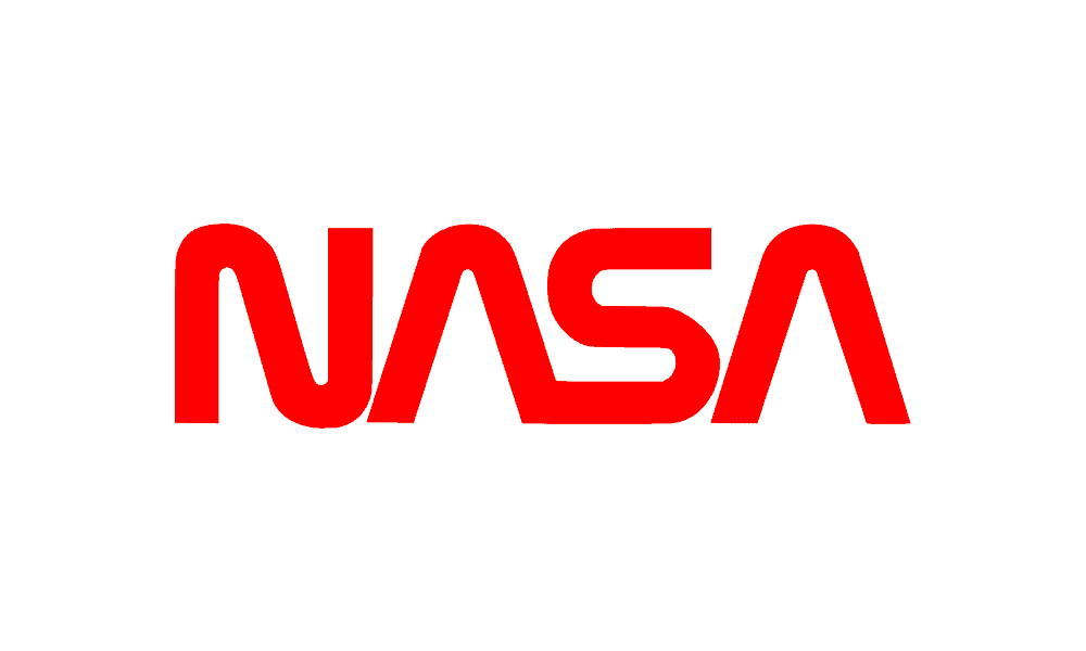 Nasa-Letter-Logo-Design