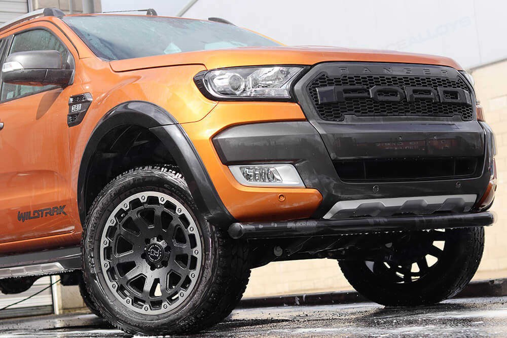 Ford Ranger Accessories And Upgrades Performance Alloys
