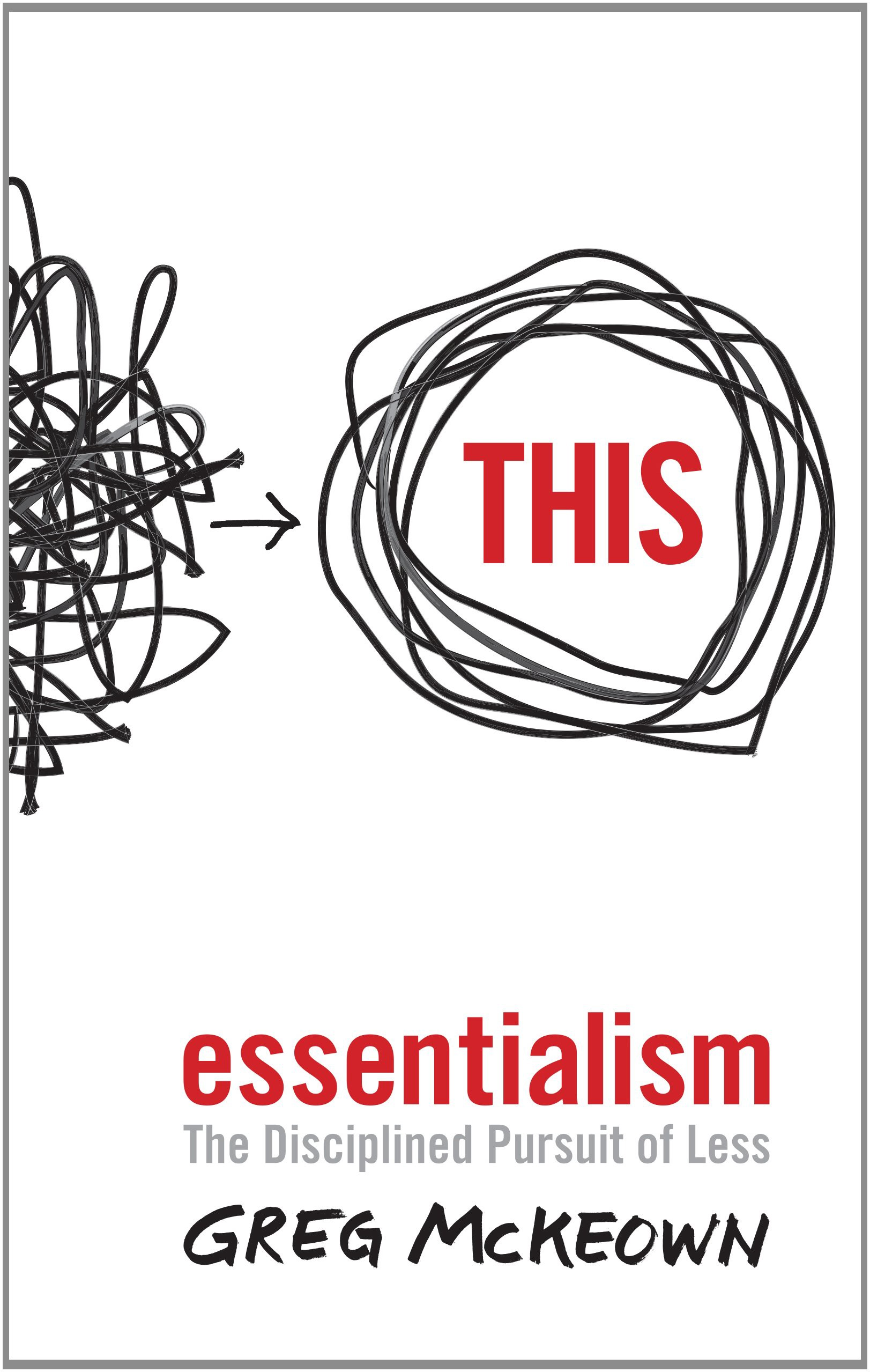 How to Live a Life of Pure Meaning — Essentialism by Greg