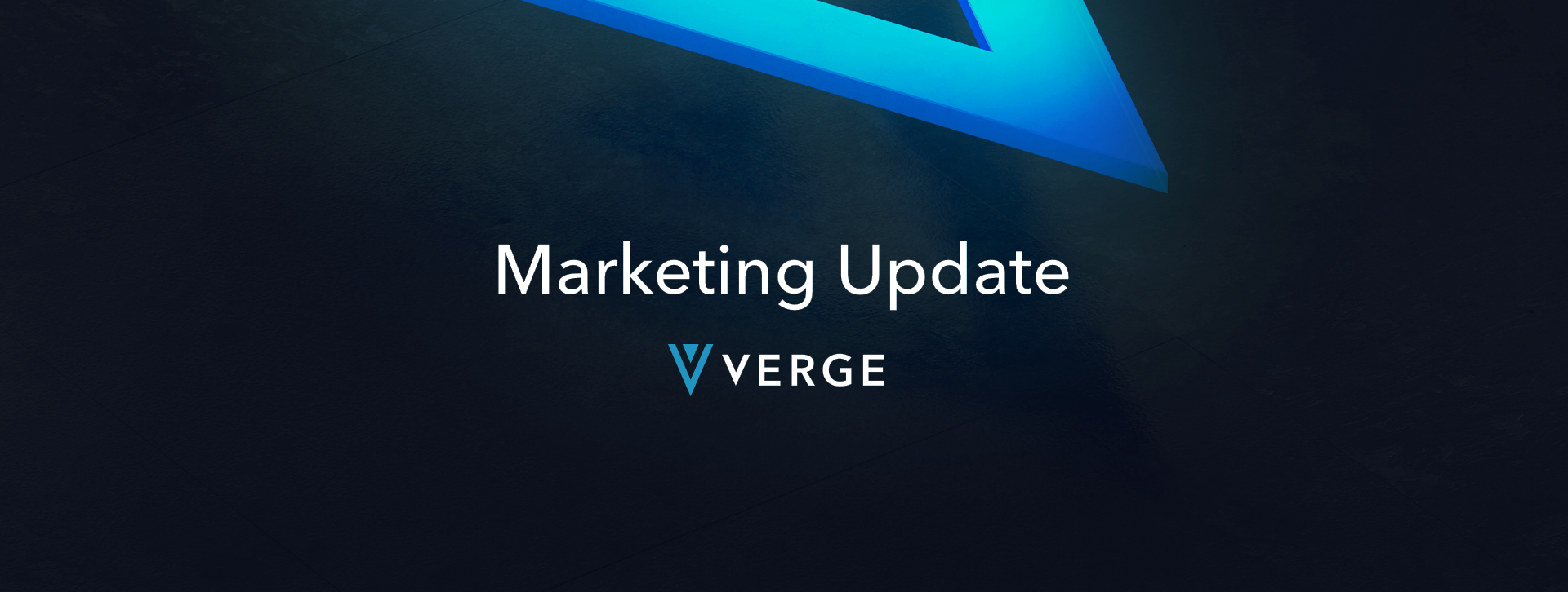 Marketing Update on Verge #1 - vergecurrency - Medium