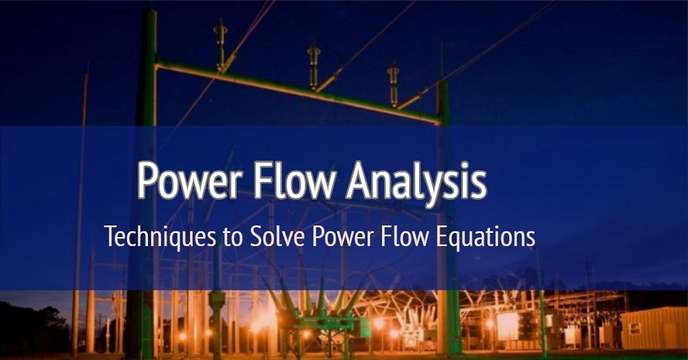 Power Flow Analysis Cover