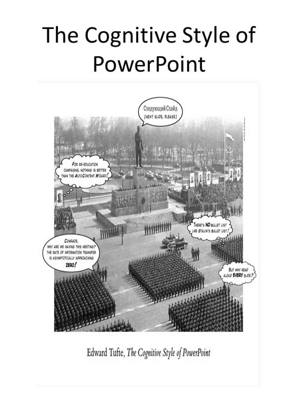 The-Cognitive-Style-of-PowerPoint-design-book