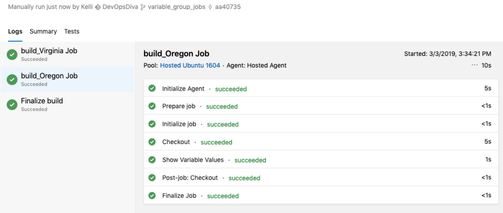 Learn to Use Variable Groups in Azure DevOps Pipelines
