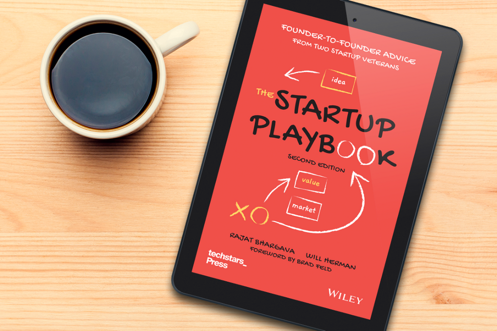 The Startup Playbook & Coffee