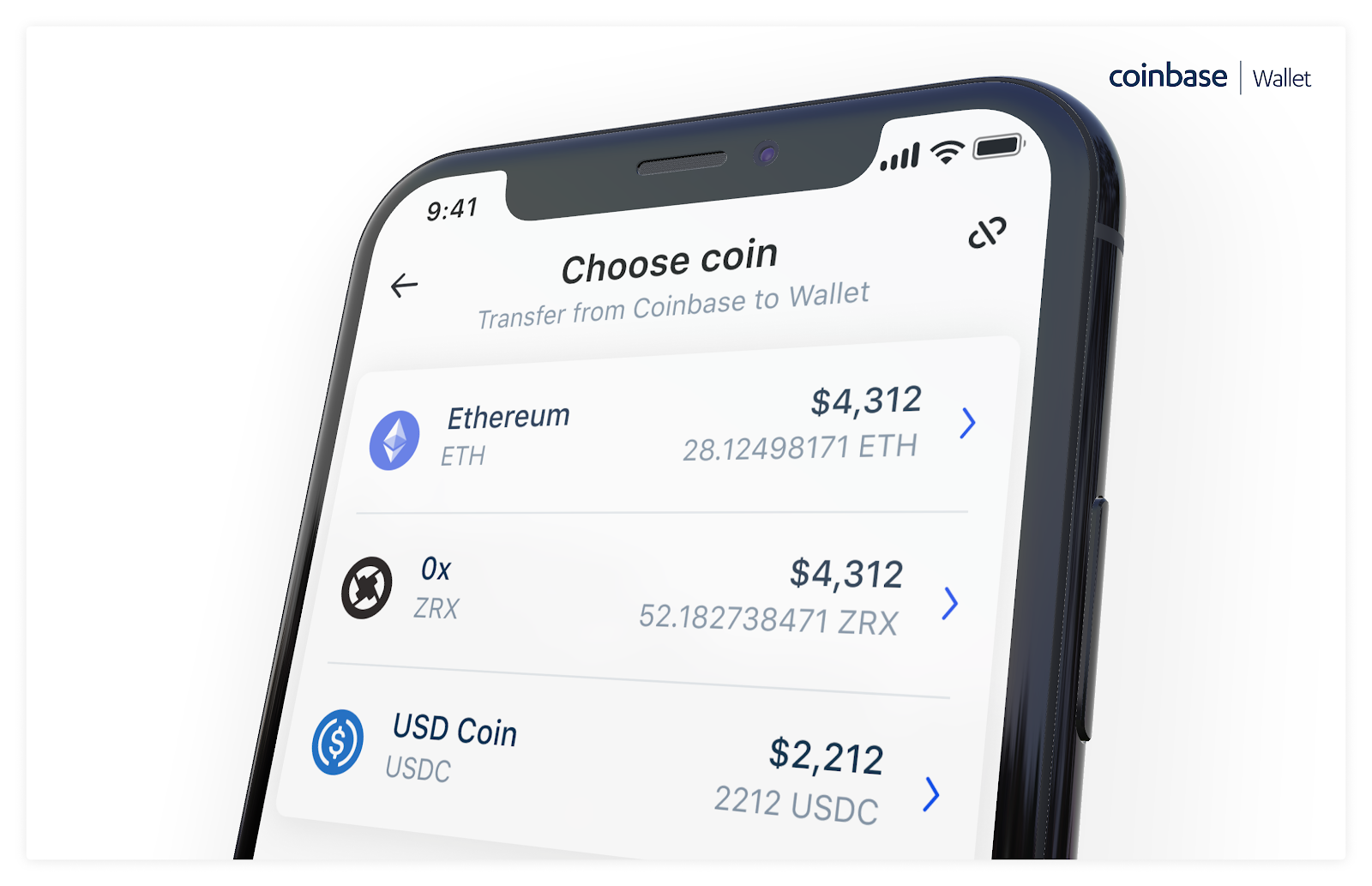 Easily Transfer Crypto From Coinbase Com To Your Coinbase Wallet -