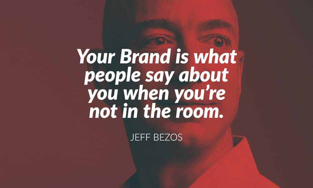 what is branding quote