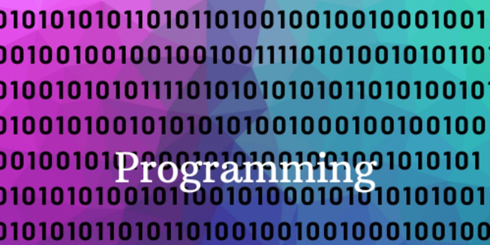 "Image with the word ""Programming"" on it"