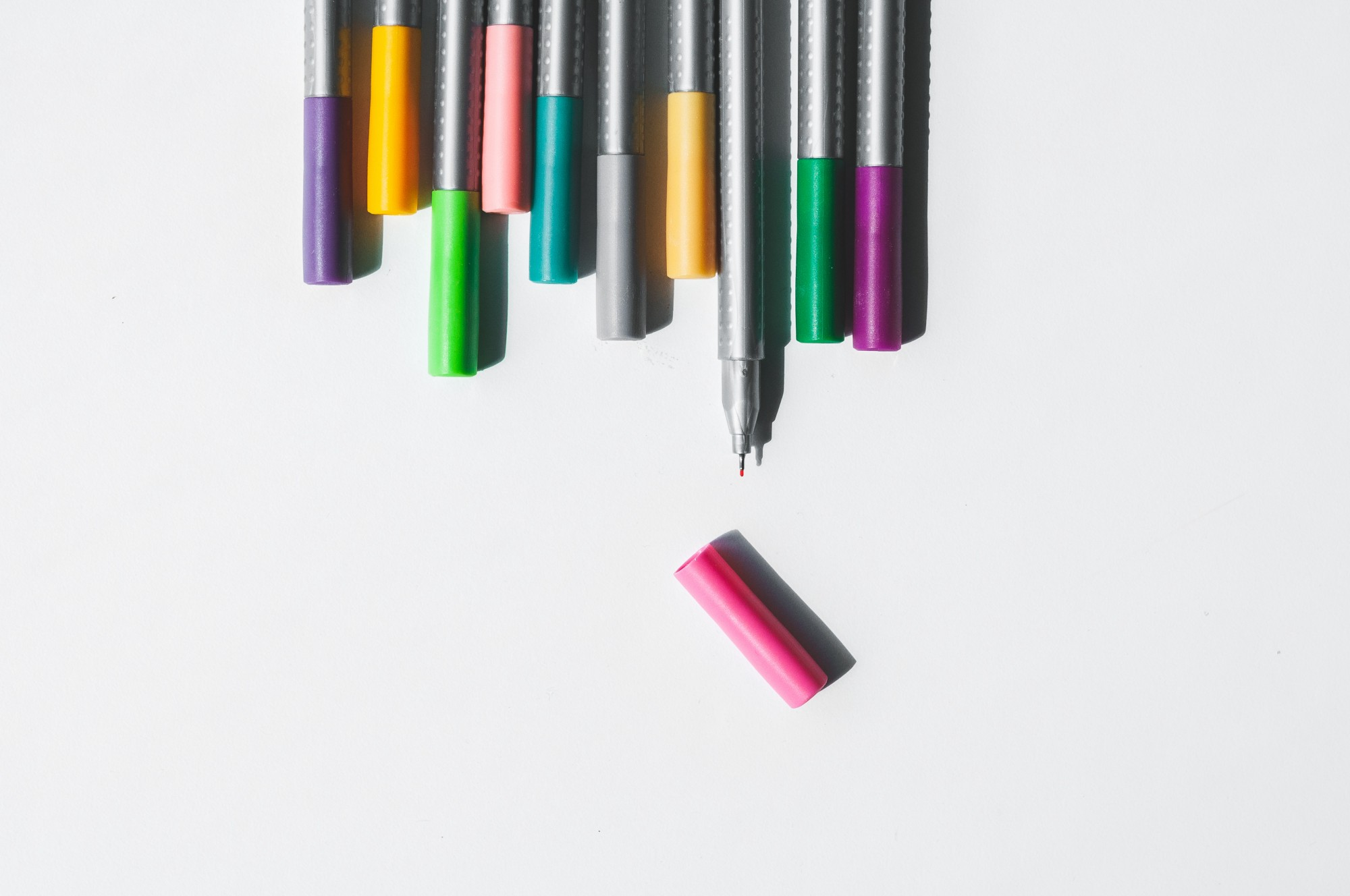 Sketch Pens — How To Stand Out From The Crowd