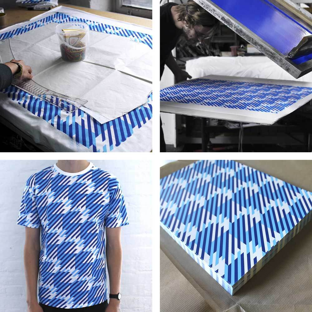 Silk Screen Printing Vs Digital Printing On Fabric Inkbot Design
