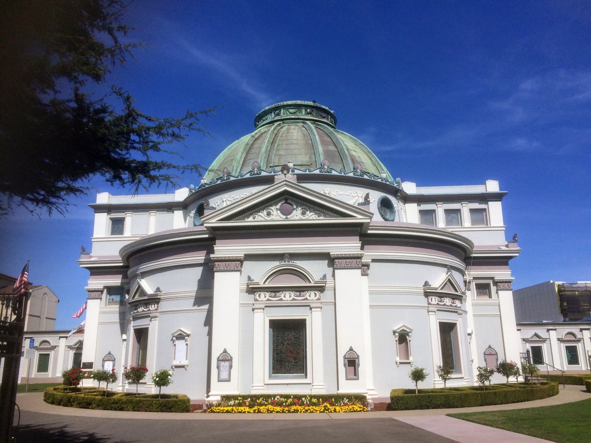Come What May: Visiting a Columbarium