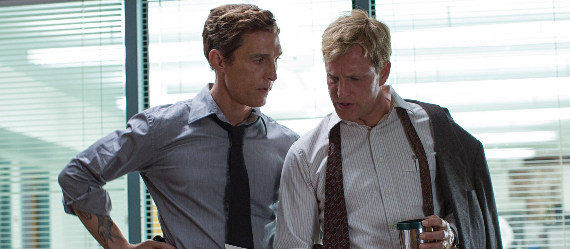 Cohle personality rust Rust cohle