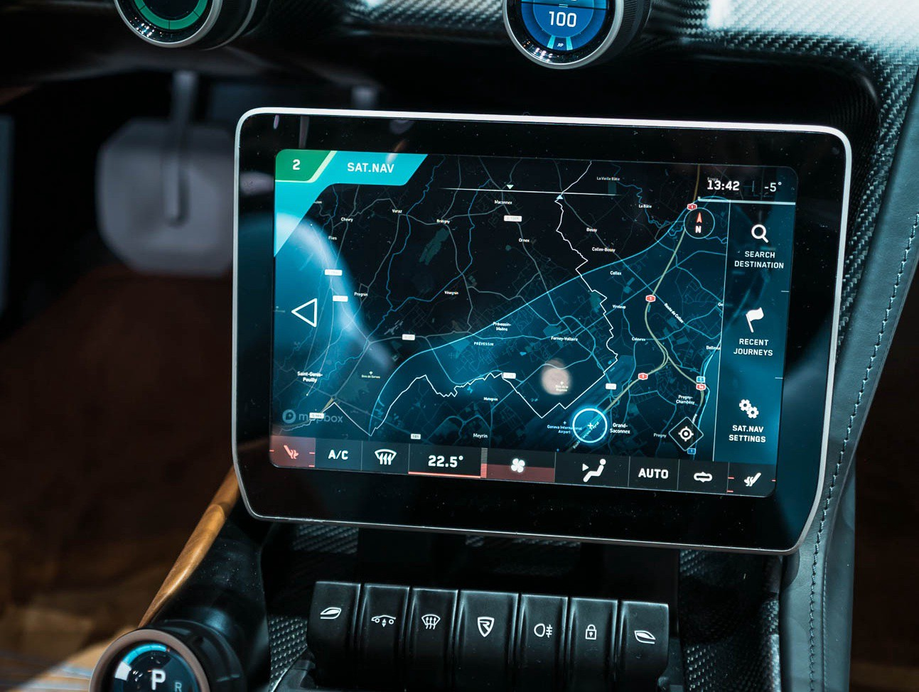 Qt Navigation SDK for automotive and embedded devices