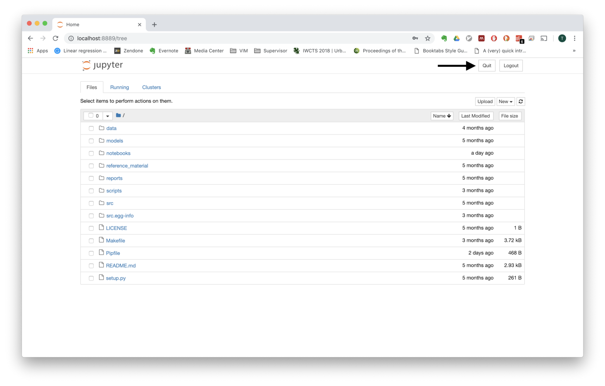 Running Jupyter Notebooks on Remote Servers - Towards Data Science