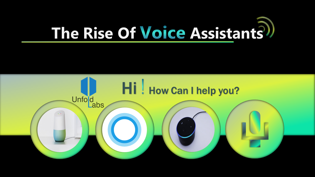 Can You Hear Me Now? — The Rise of Voice Assistants