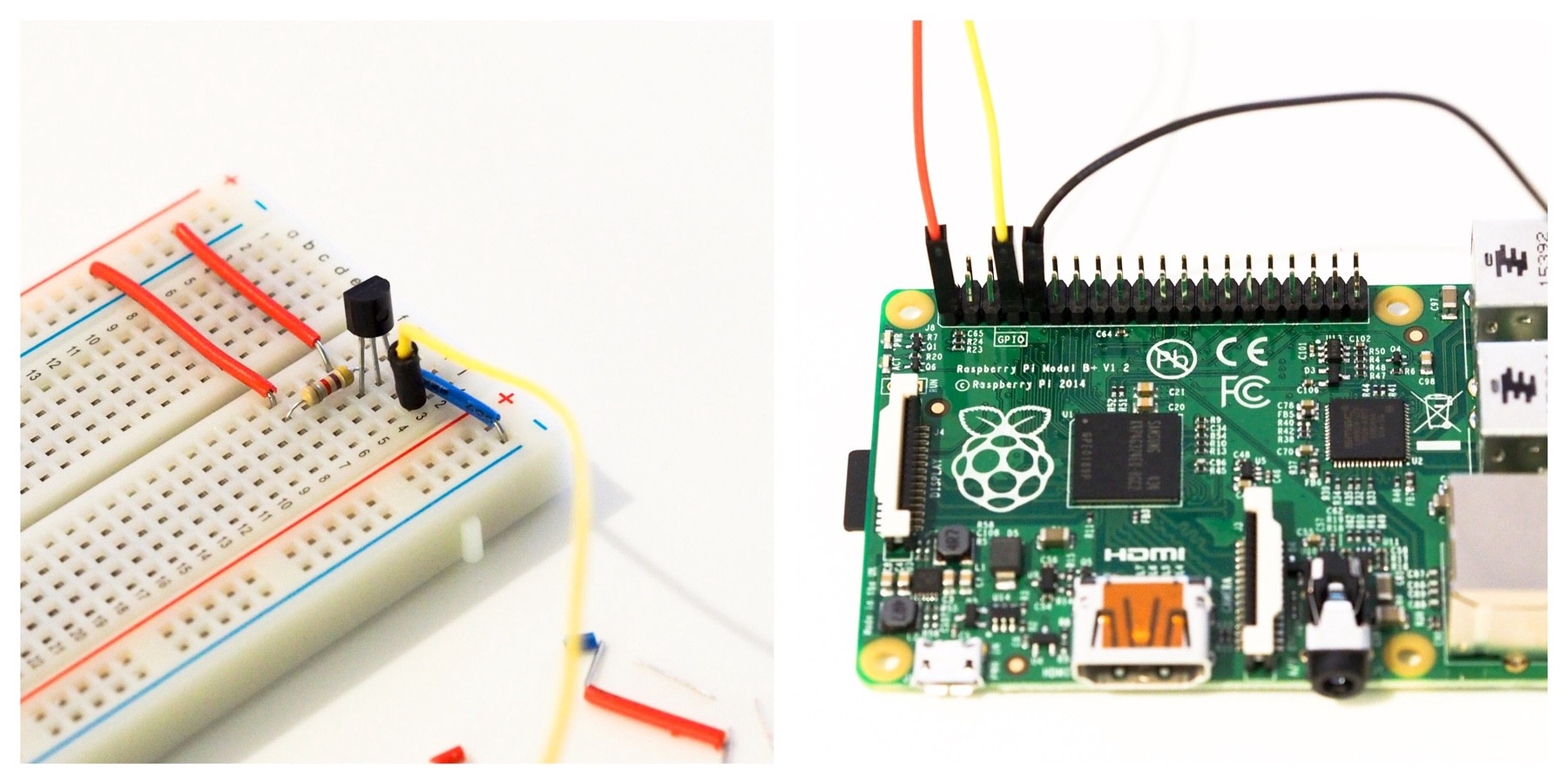 How to build a Raspberry Pi thermometer you can access anywhere (a