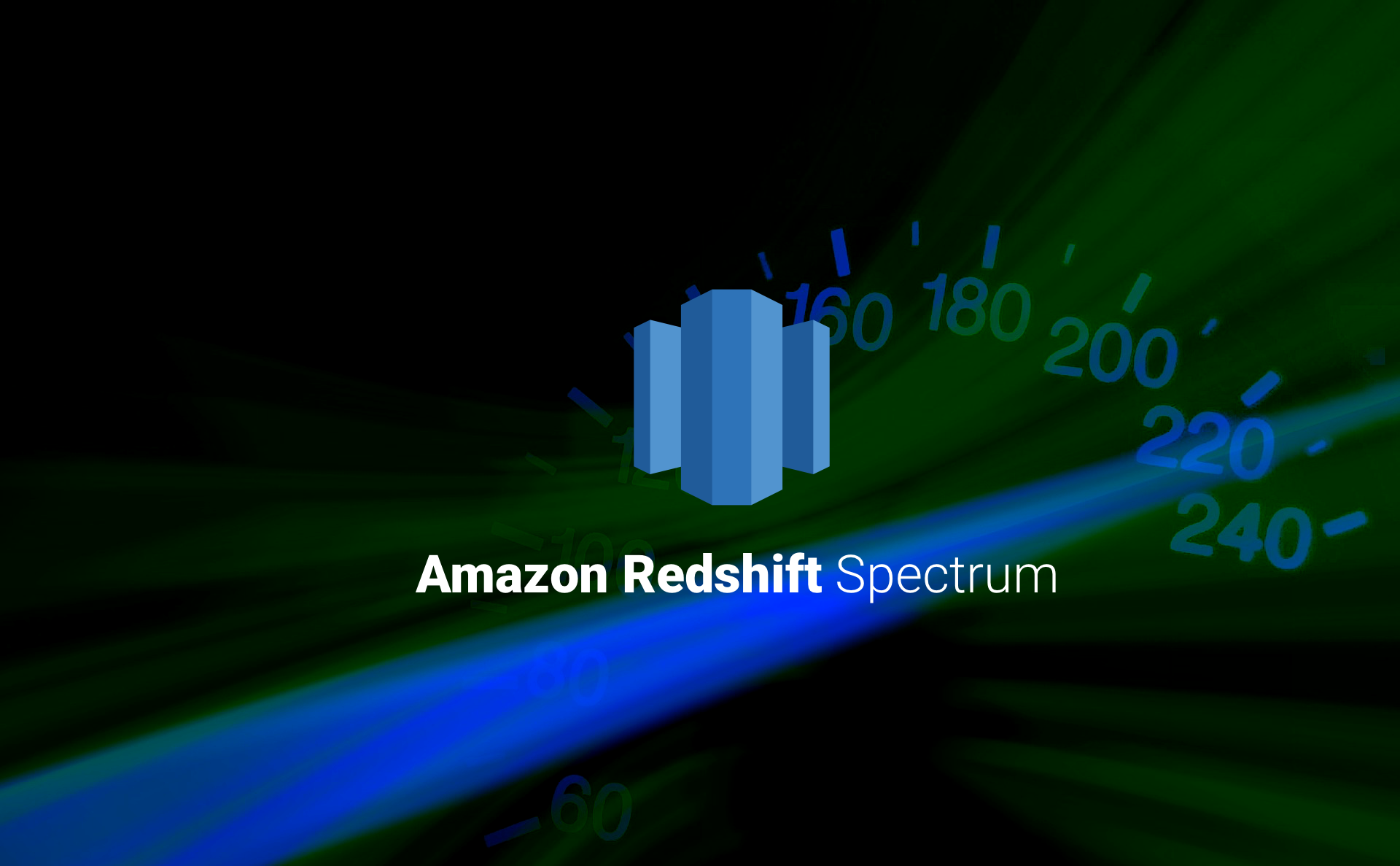 Introduction To Amazon Redshift Spectrum — Redefining Performance