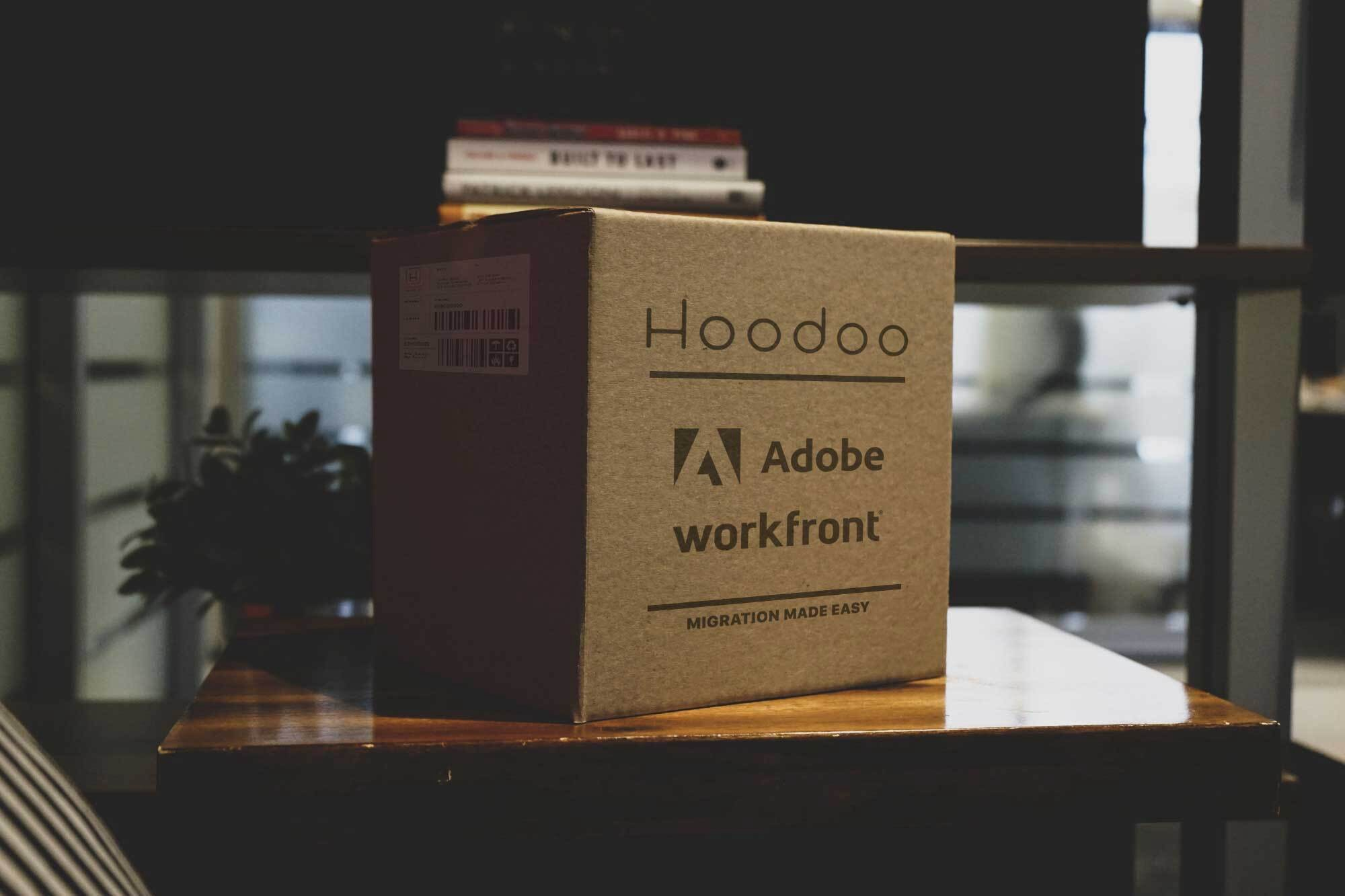 Hoodoo Packaged Migration Offering for Adobe and Workfront