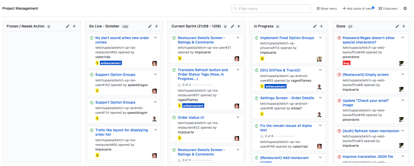 Github boards for project planning - Coletiv - Medium