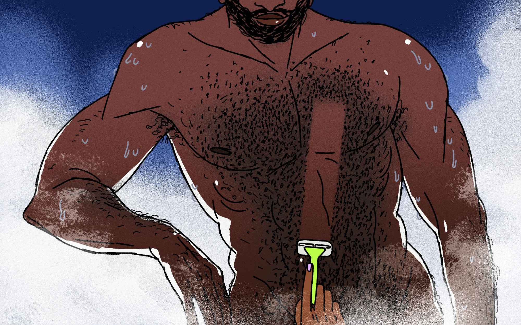 Styles pictures manscaping Manscaping Styles